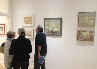 Install shot at 1941 Gallery