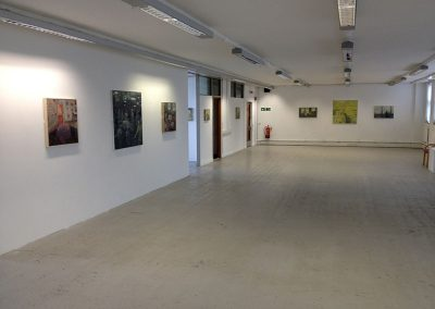 'Fred' exhibition at Art's Complex St Margaret House Edinburgh 2012