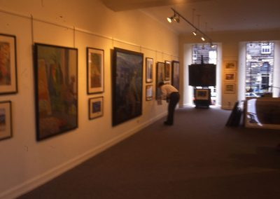 Solo Show 1994, Scottish Gallery, Dundas Street