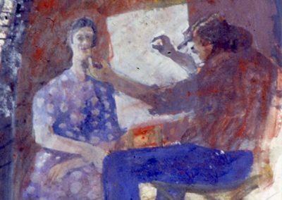 Artist at Ponte Veccio