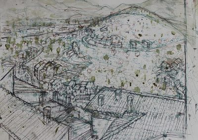Capistrano Mound Hill