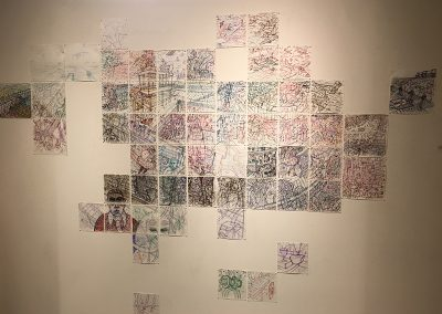 'The Accumulation of Small Advantages' at Visual Arts Scotland, FLY December 2016 at the Royal Scottish Academy