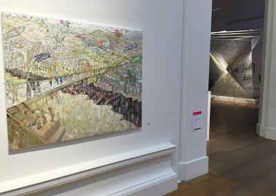 'Bridge over the Chasm of Doom' at Visual Arts Scotland: Converge, January 2016
