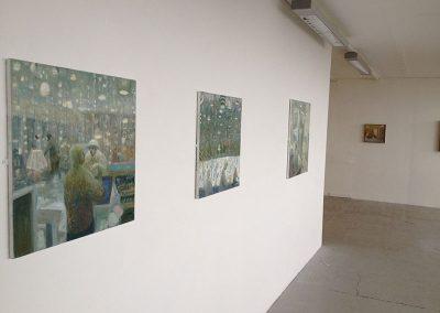 'Fred' exhibition at Art's Complex St Margaret House Edinburgh 2012