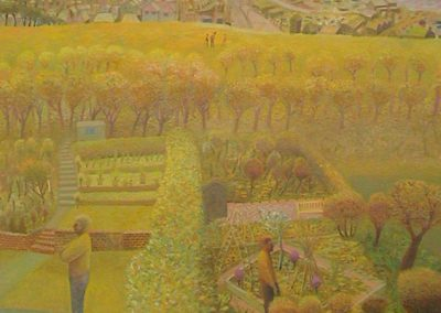 Battle of Hastings Gardens