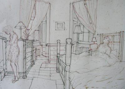 Bedroom Drama