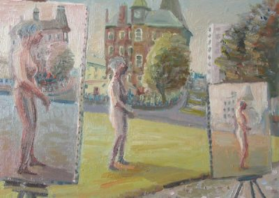 Life Painting in Leith