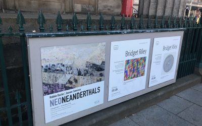 NEONEANDERTHALS at the Royal Scottish Academy