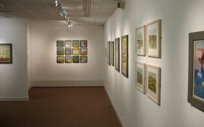 Cyprus Work at Otter Gallery, University of Chichester